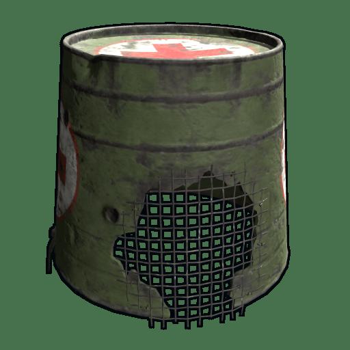 Bucket Helmet/Skins