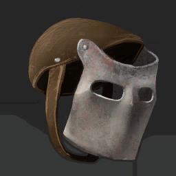 Metal Facemask
