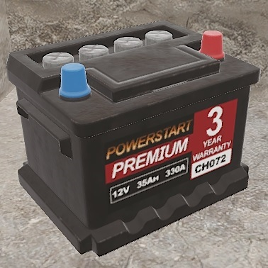 Small Rechargable Battery