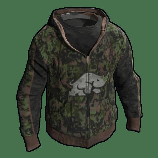 Rhinocrunch Hoodie