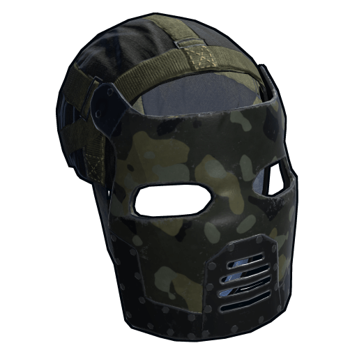 Metal Facemask/Skins