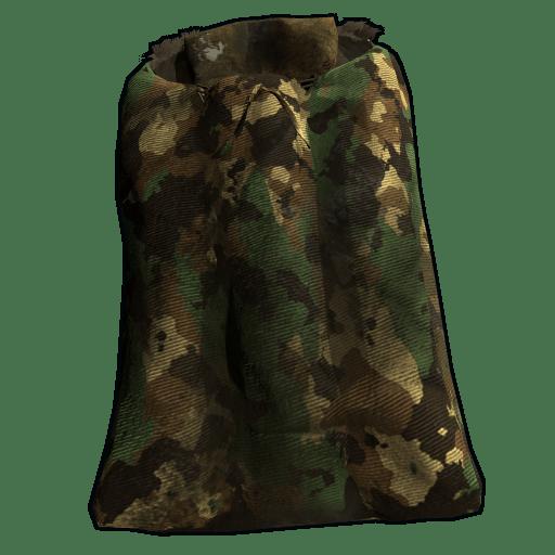 Wood Camo Sleeping Bag