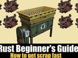 Best Way to Get Scrap