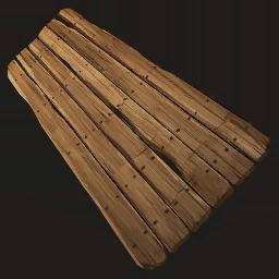 Huge Wooden Sign