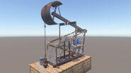 Oil Derrick Developer Screenshot