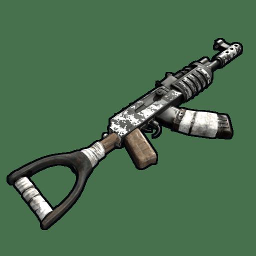 Digital Camo AK47
