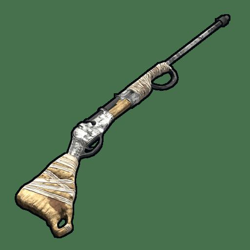 Ghost Bolt Rifle