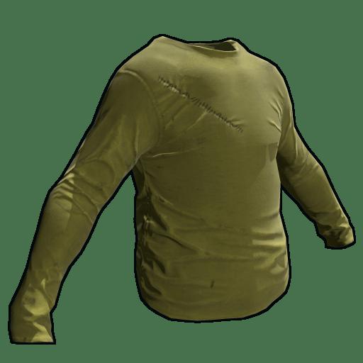 Yellow Longsleeve T-Shirt