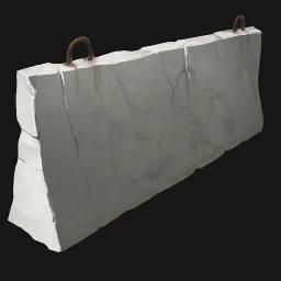 Concrete Barricade
