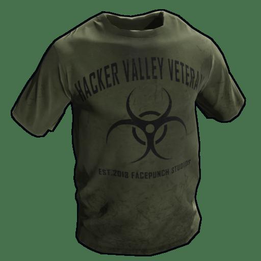 Hacker Valley Veteran