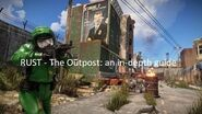 RUST - The Outpost-The Outpost - An in-depth guide