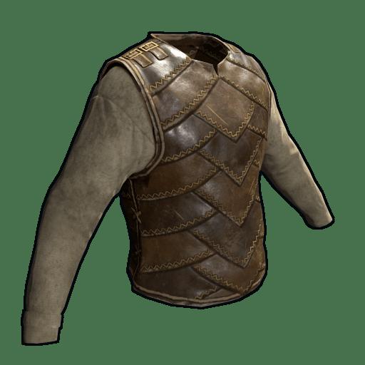 Burlap Shirt/Skins