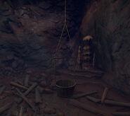 Cave lift