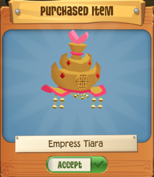 Empress Set