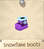 Discontinued Snowflake Boots