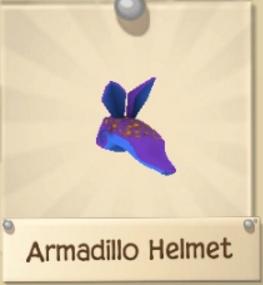 Rare Armadillo Set