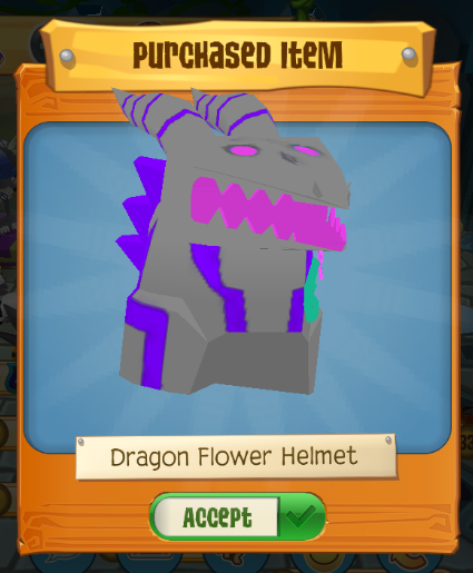 Dragon Flower Set