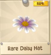 Rare Daisy Hat