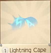 Lightning Cape