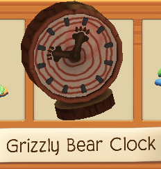 Grizzly Bear Treasure Hunt