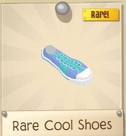Rare Cool Shoes