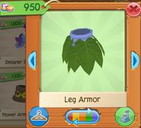 Rare Leg Armor