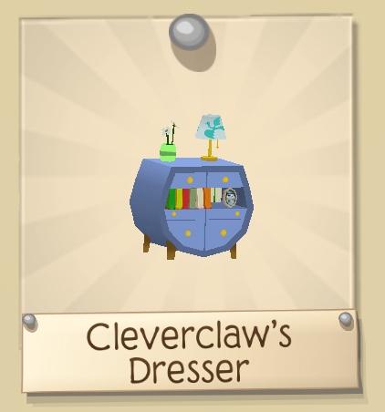 Rare Cleverclaw's Dresser