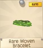 Rare Woven Bracelet
