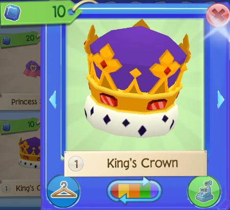 King's Armor Set