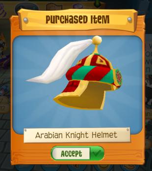 Arabian Knight Set
