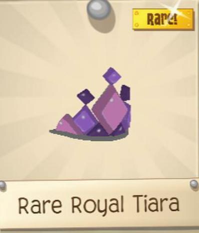 Rare Royal Tiara