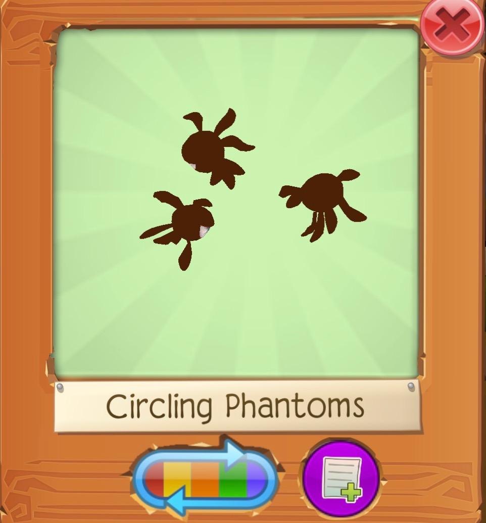 Circling Phantoms