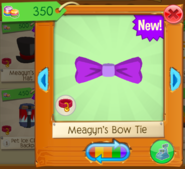 Meagyn's Bow Tie