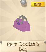 Rare Doctor's Bag