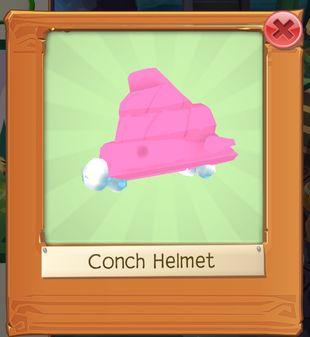 Conch Shell Set