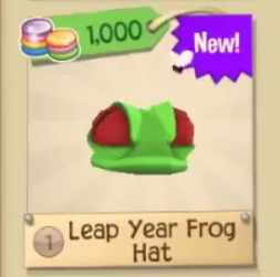 Leap Year Frog Collection