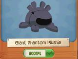 Giant Phantom Plushie