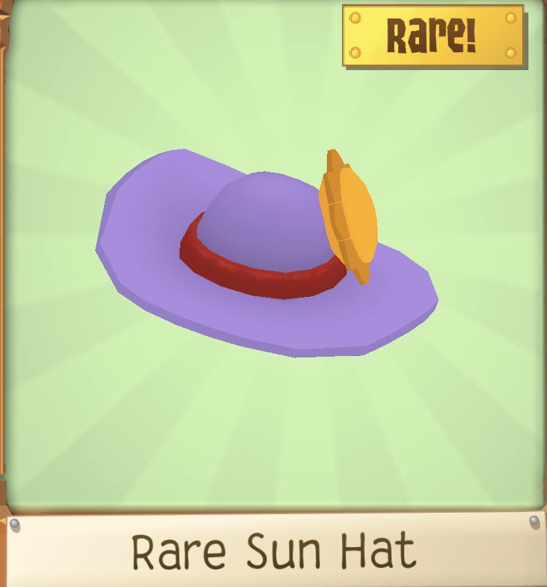 Rare Sun Hat