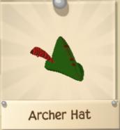 Rare Archer Hat