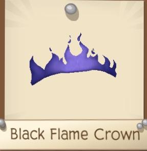Black Flame Crown