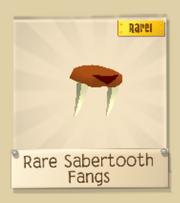 Rare sabertooth fangs.png