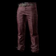 PUBG Weite Hose (Rot)