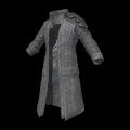 Trench Coat (Grey)