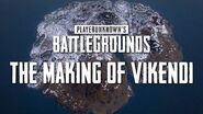 PUBG - Behind the Scenes - The Making of Vikendi