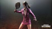 Survior Crate costume 2