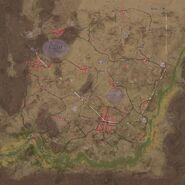 Desert map
