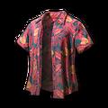 Beach Shirt (Coral)
