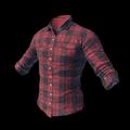 Checkered Shirt (Red)