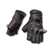 PUBG Punk-Handschuhe (Schwarz)