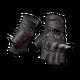 PUBG Punk-Handschuhe (Schwarz).png